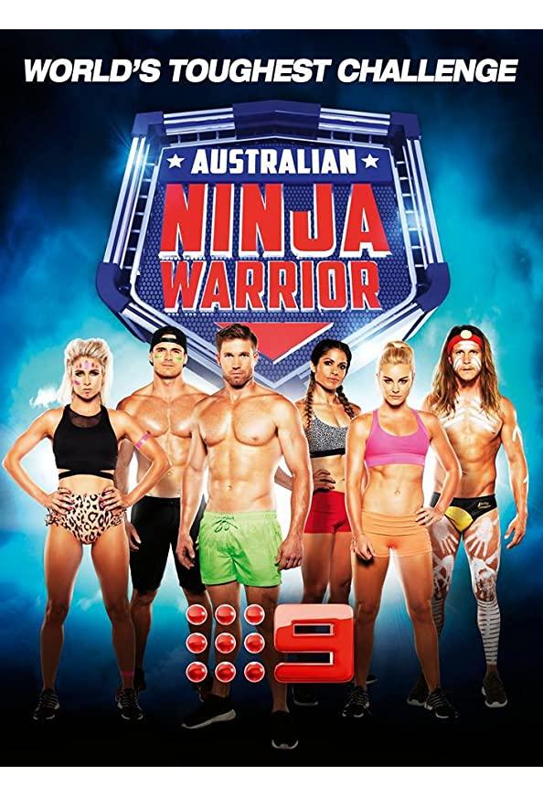 Australian Ninja Warrior kapak