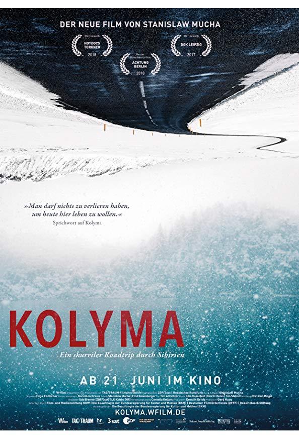 Kolyma: Road of Bones kapak