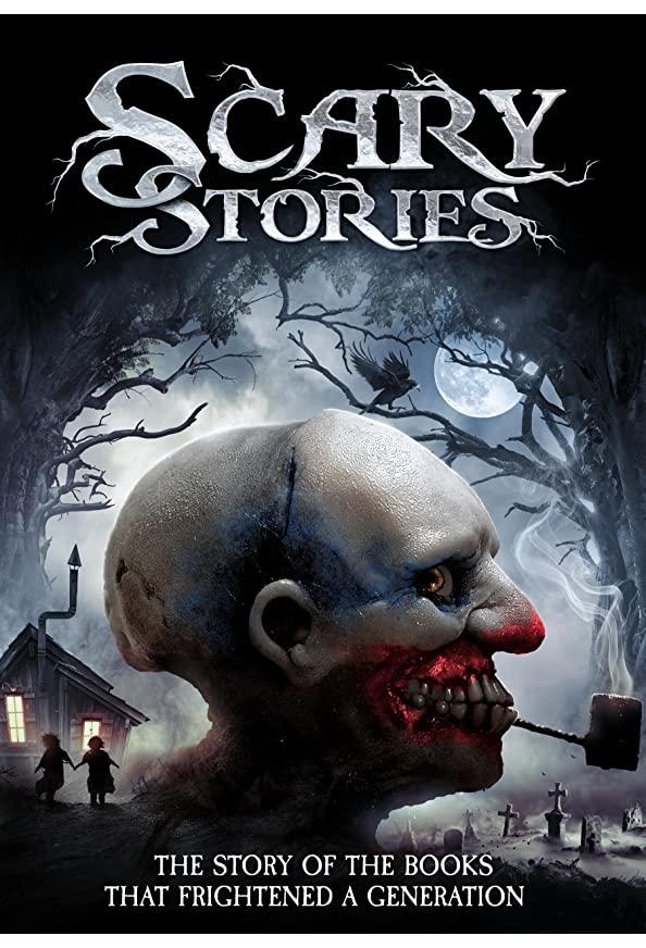 Scary Stories kapak