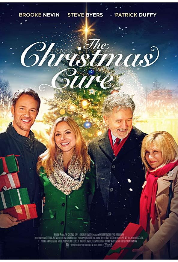 The Christmas Cure kapak