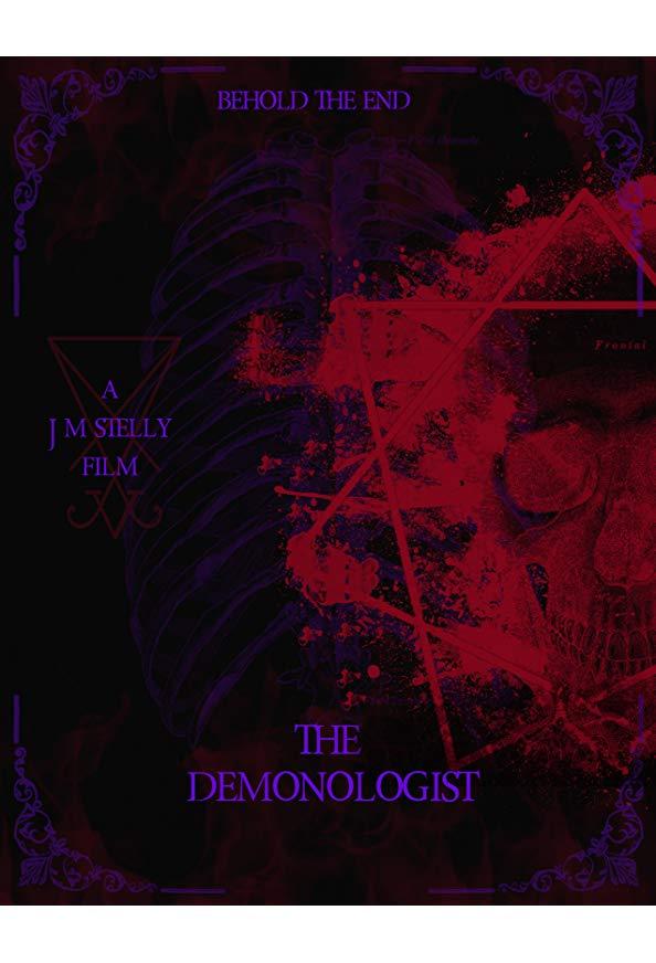 The Demonologist kapak