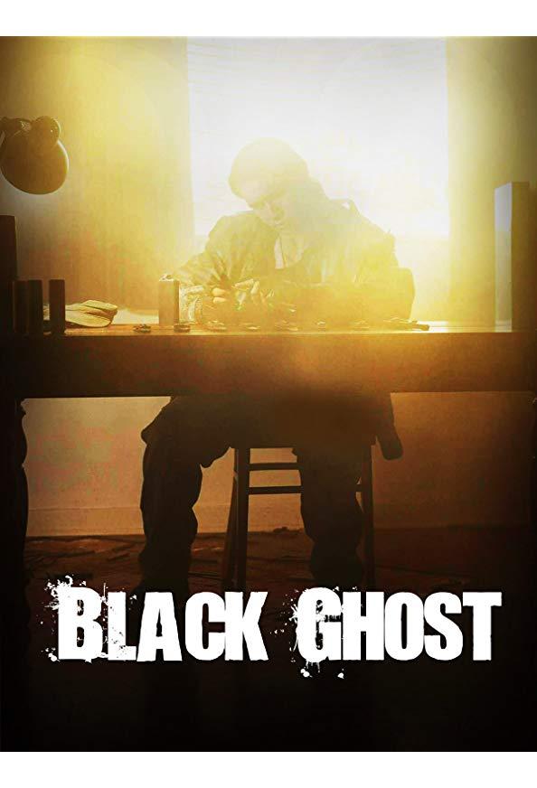 Black Ghost kapak