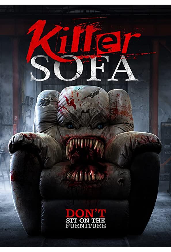 Killer Sofa kapak