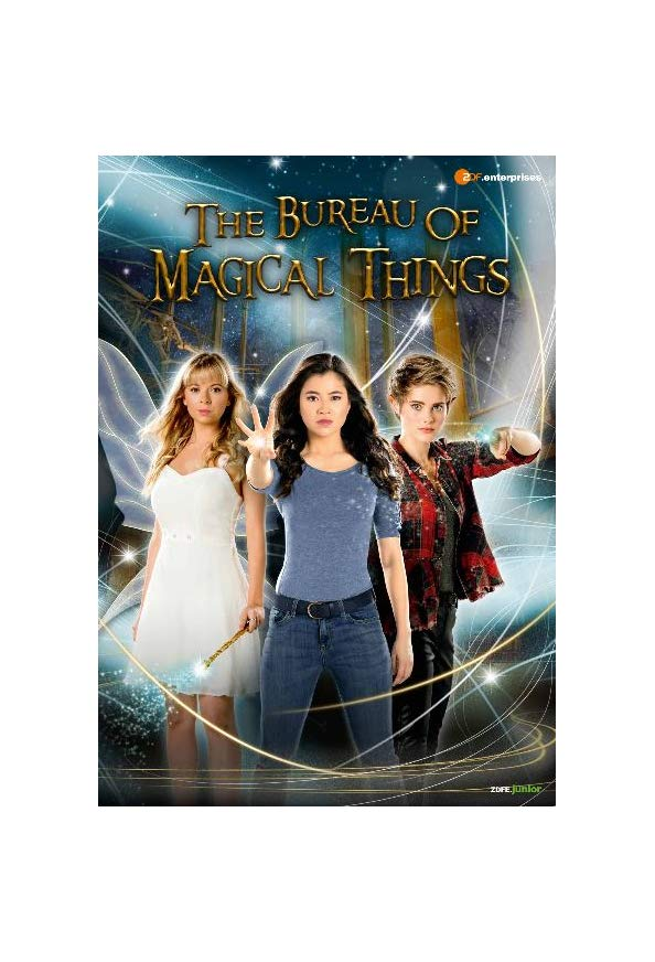 The Bureau of Magical Things kapak