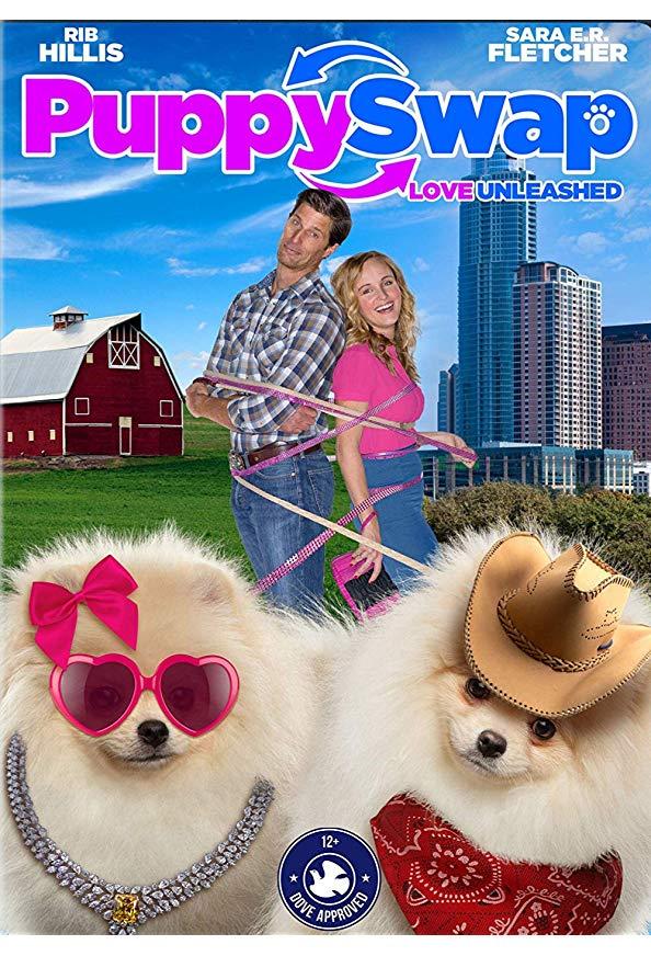 Puppy Swap Love Unleashed kapak