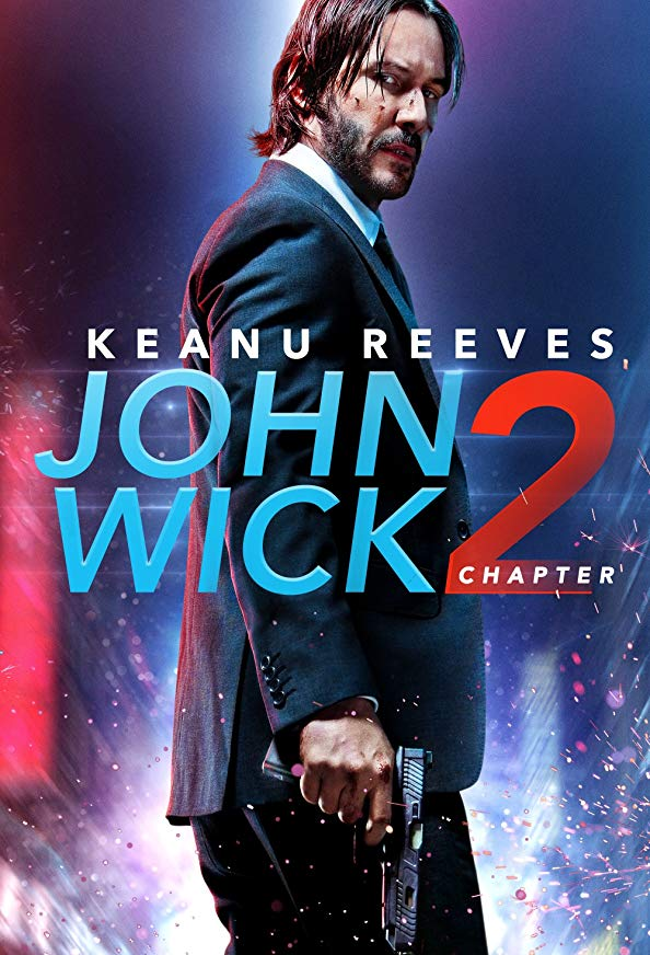 John Wick Chapter 2: Wick-vizzed kapak