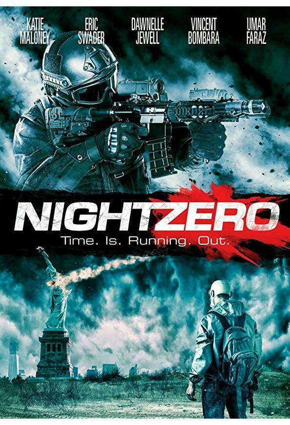 Night Zero kapak