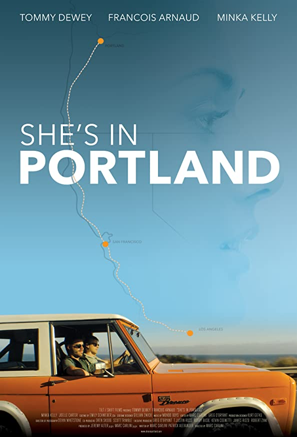 She's in Portland kapak