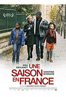 A Season in France kapak
