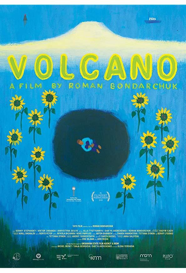 Volcano kapak