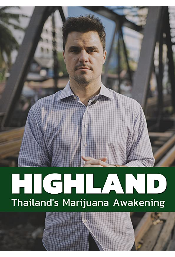 Highland: Thailand's Marijuana Awakening kapak