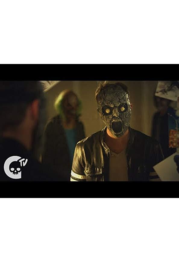 The Mask Maker kapak