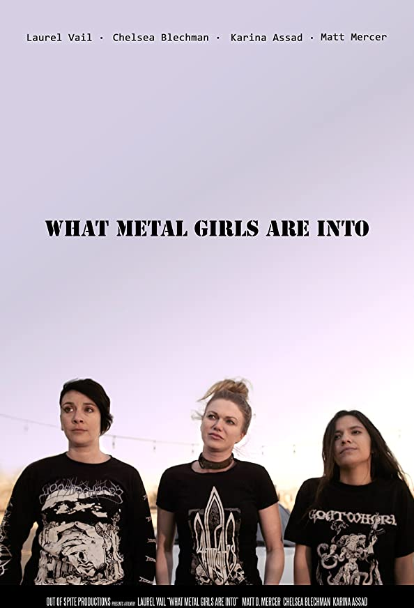 What Metal Girls Are Into kapak