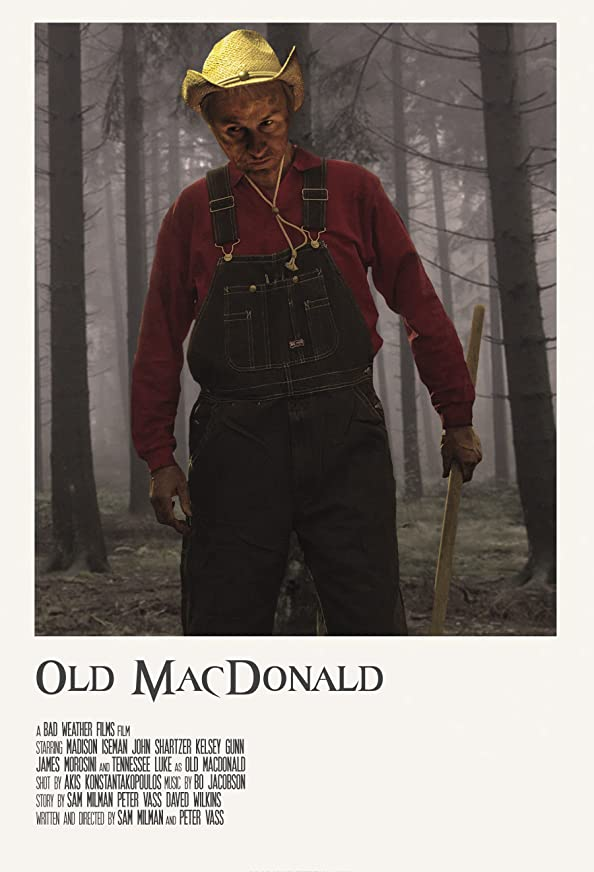 Old MacDonald kapak