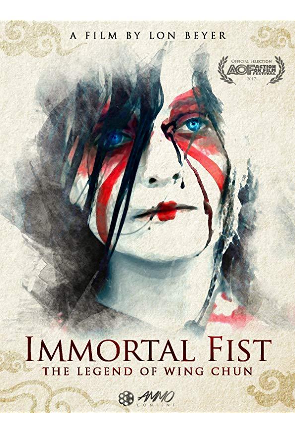 Immortal Fist: The Legend of Wing Chun kapak