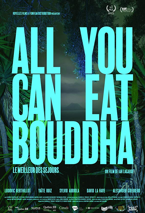 All You Can Eat Buddha kapak
