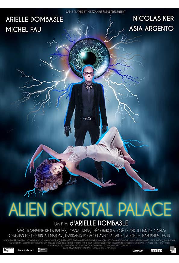 Alien Crystal Palace kapak