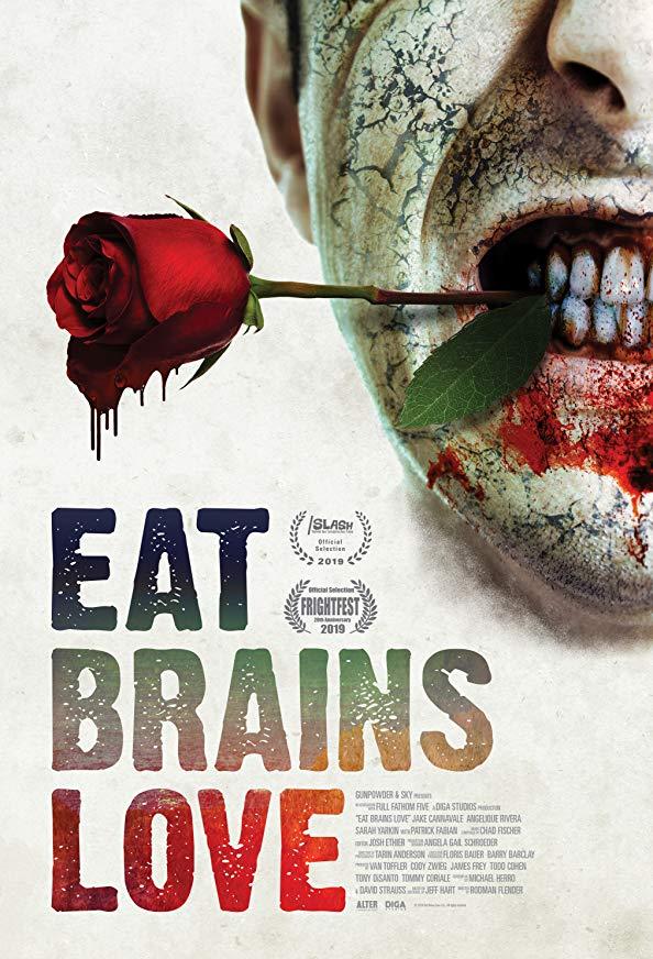 Eat, Brains, Love kapak