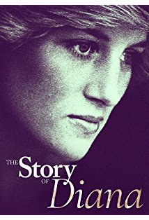 The Story of Diana kapak