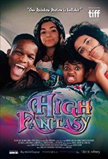 High Fantasy kapak