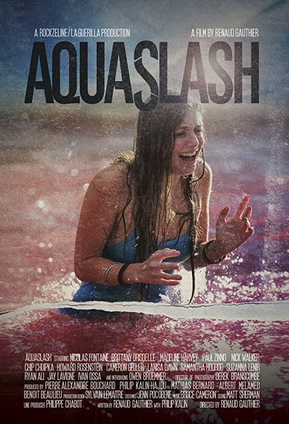 Aquaslash kapak