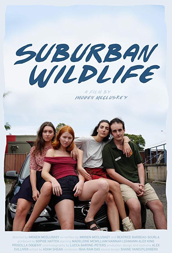 Suburban Wildlife kapak
