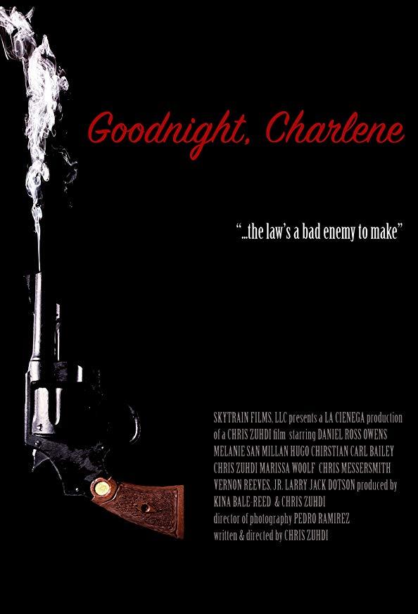 Goodnight, Charlene kapak