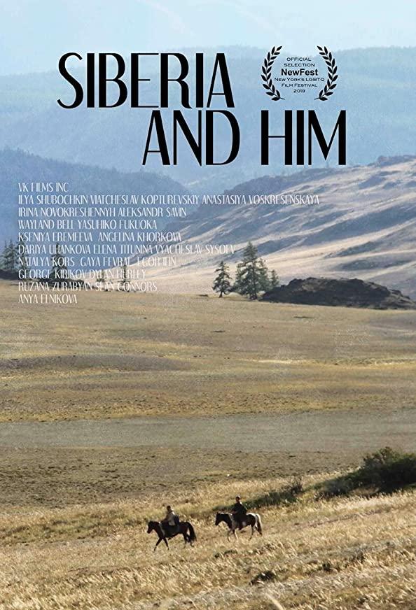 Siberia and Him kapak