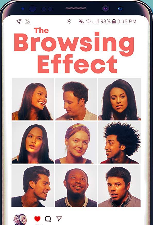 The Browsing Effect kapak