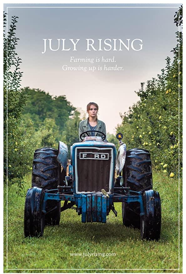 July Rising kapak