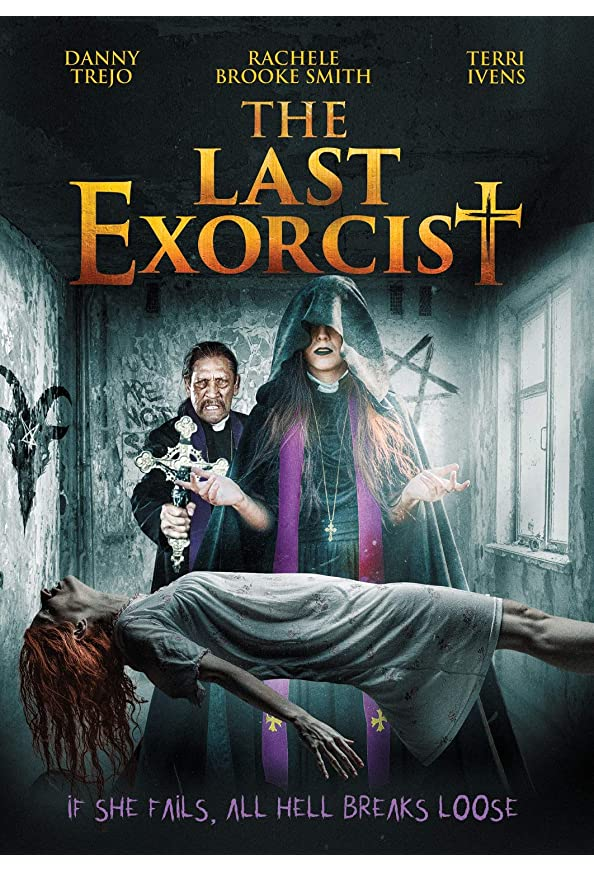 The Last Exorcist kapak