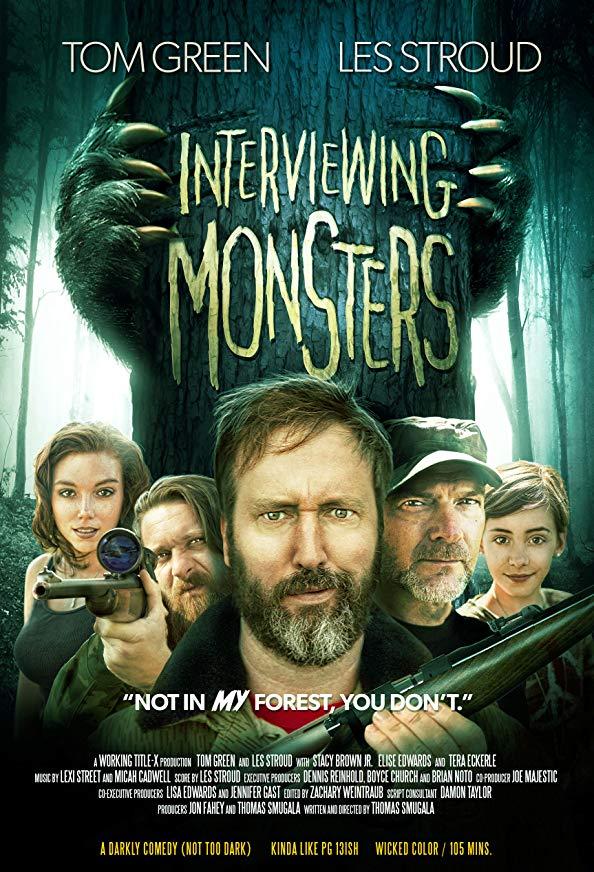 Interviewing Monsters kapak