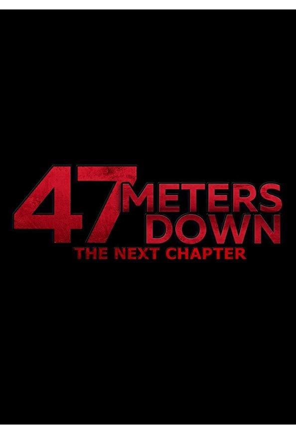 47 Meters Down: Uncaged kapak