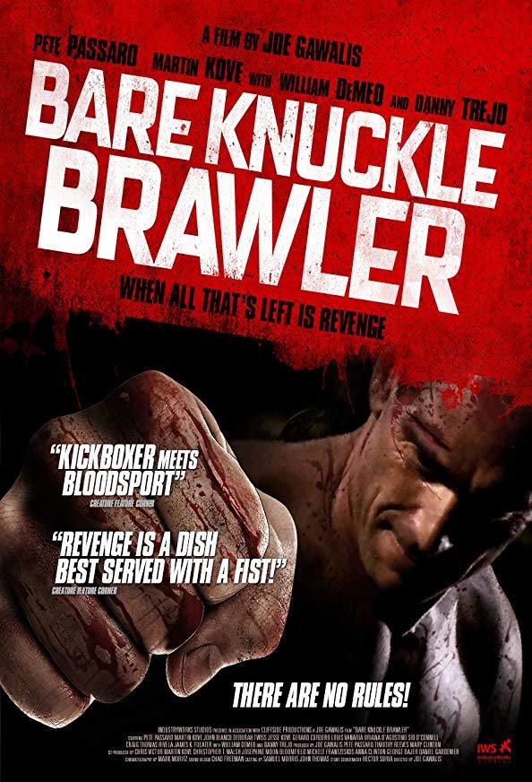 Bare Knuckle Brawler kapak