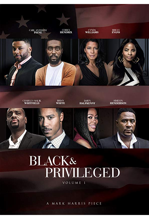 Black Privilege kapak