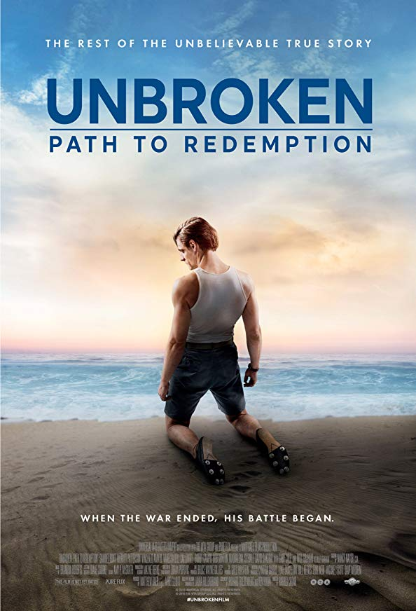 Unbroken: Path to Redemption kapak