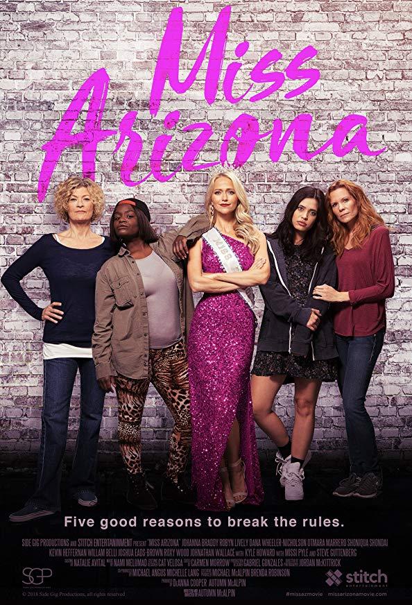 Miss Arizona kapak