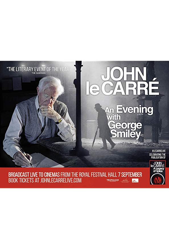 An Evening with George Smiley kapak