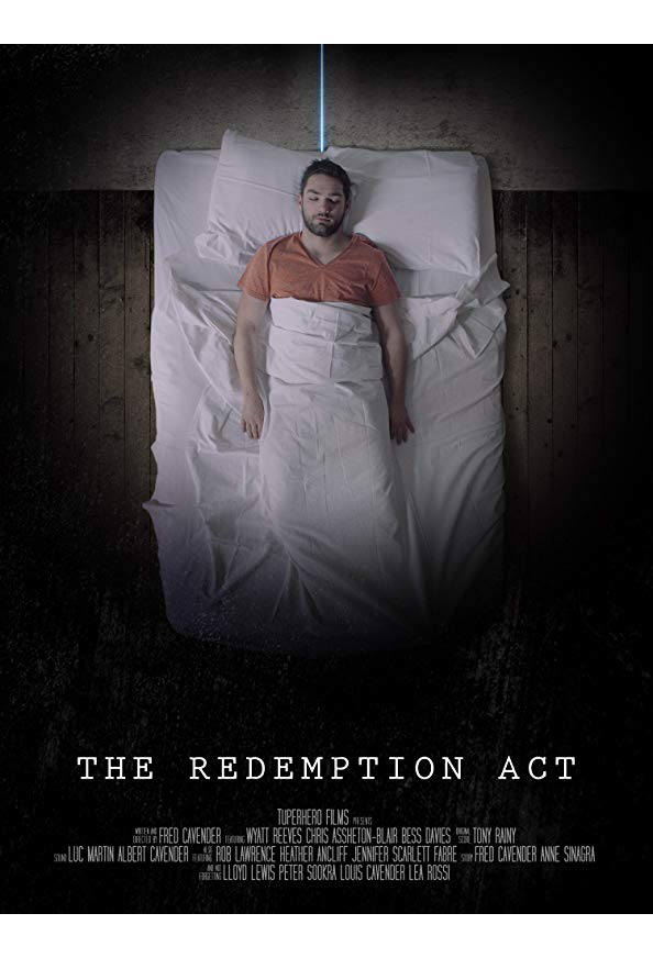 The Redemption Act kapak