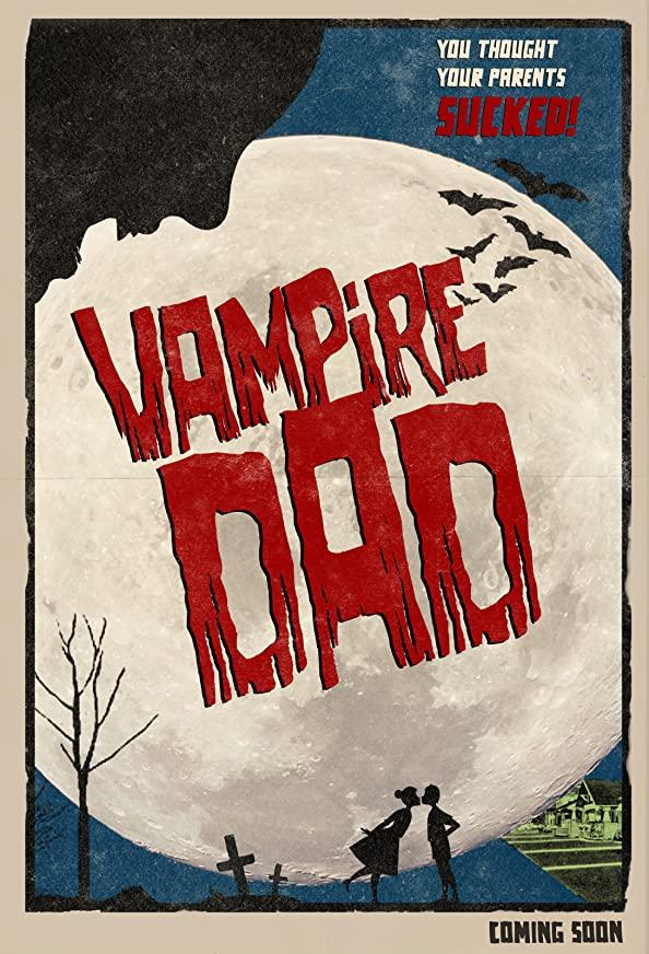 Vampire Dad kapak