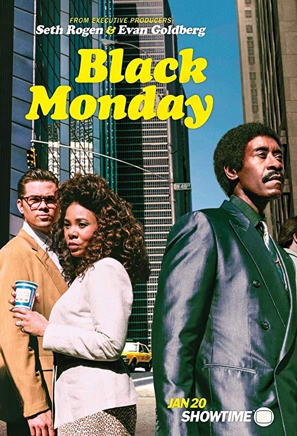 Black Monday kapak