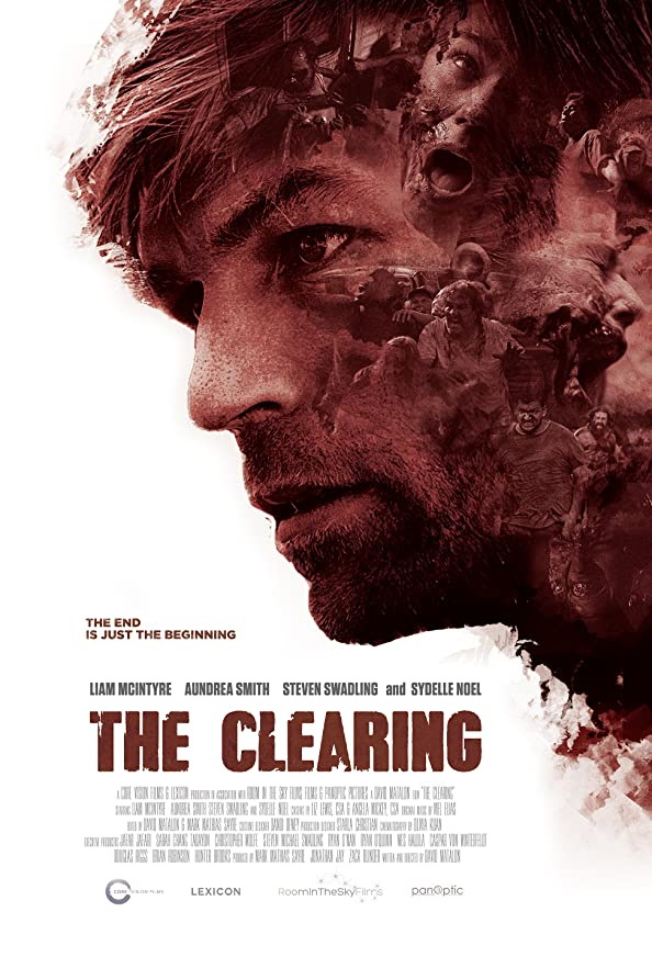 The Clearing kapak