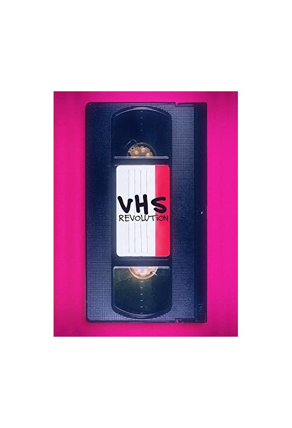 Révolution VHS kapak