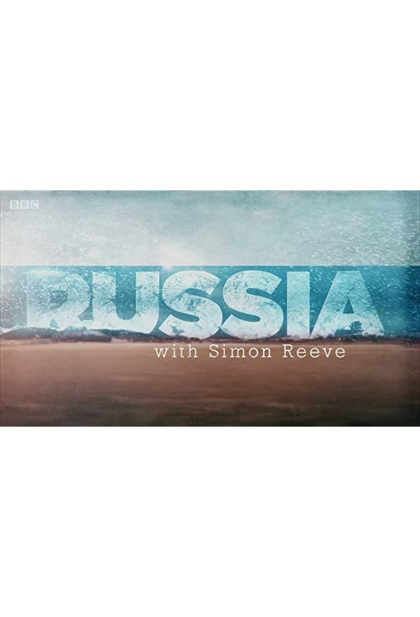 Russia with Simon Reeve kapak