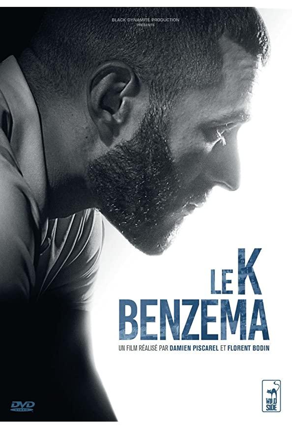 Le K Benzema kapak