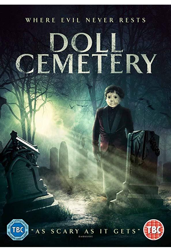 Doll Cemetery kapak