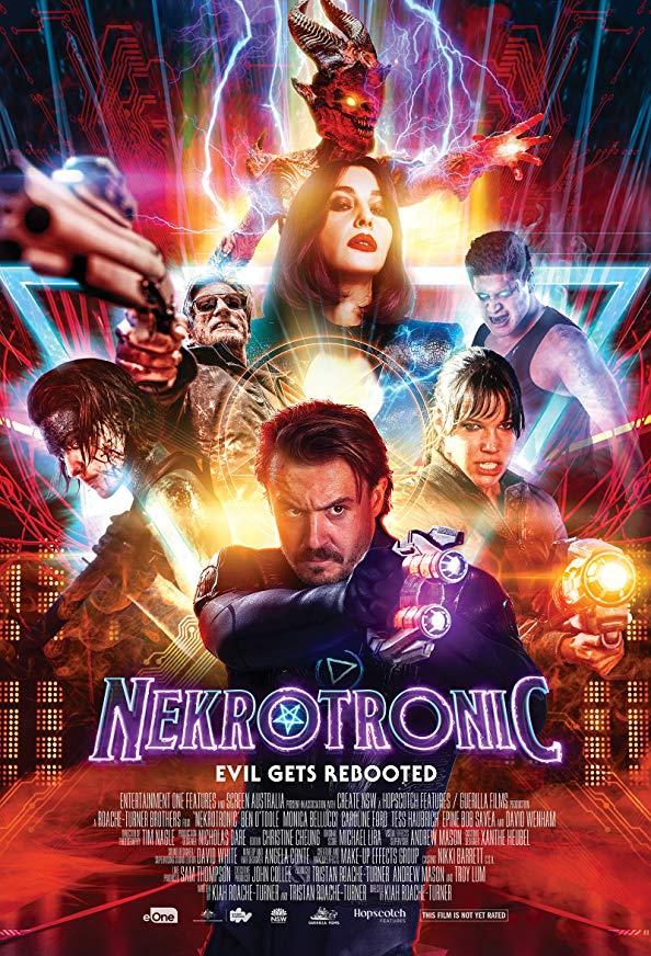 Nekrotronic kapak