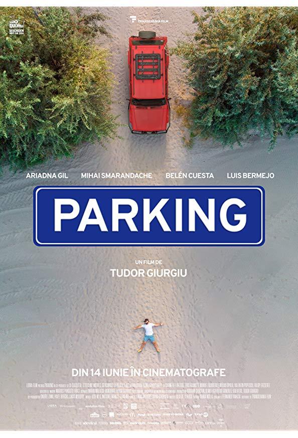Parking kapak