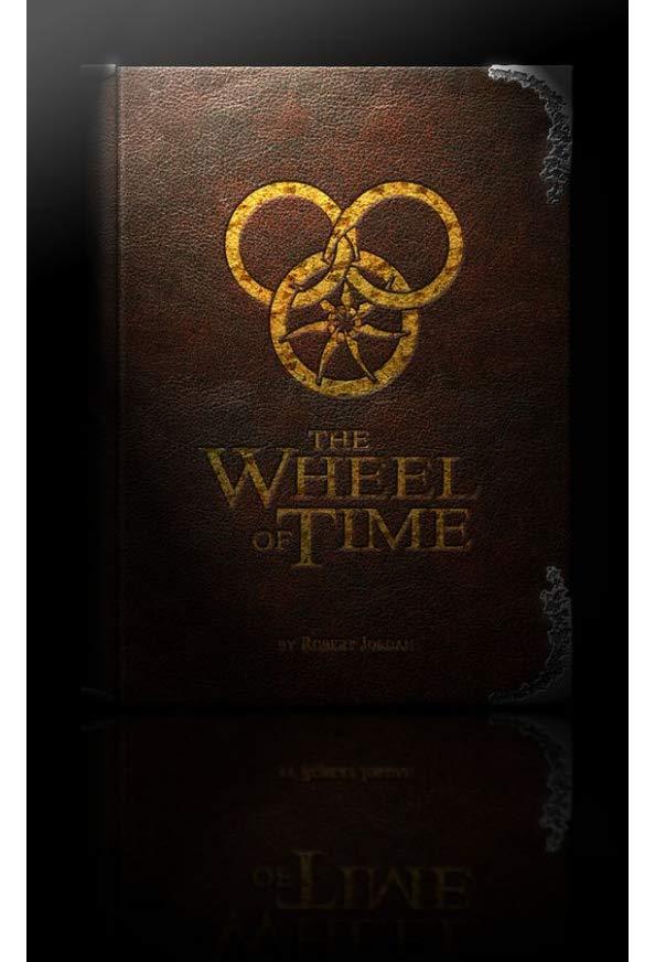 The Wheel of Time kapak
