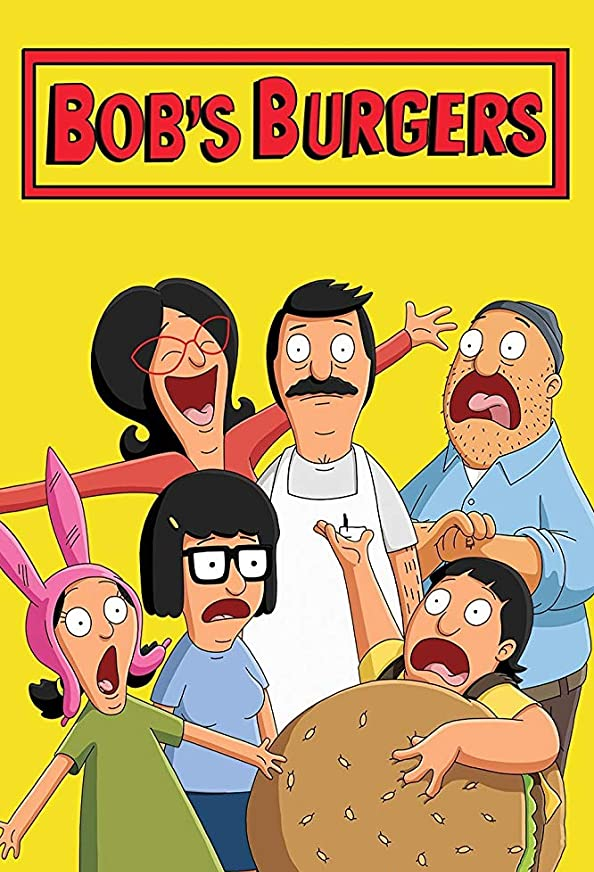 Bob's Burgers: The Movie kapak